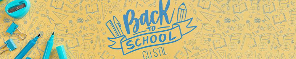 Prima zi de școală – cu ce te vei asorta?