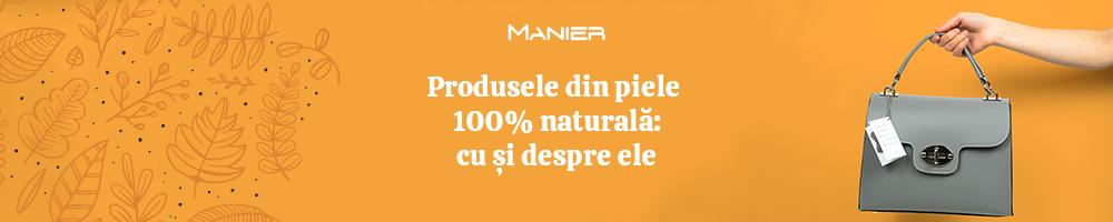 Produsele din piele 100% naturală: cu și despre ele