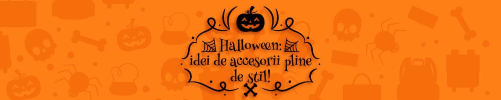 Pregătirile de Halloween: idei de accesorii