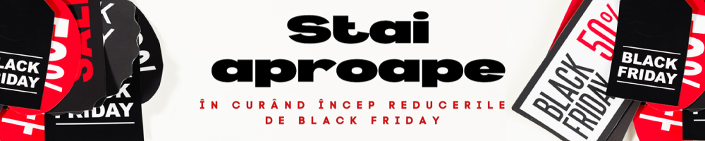 Reduceri de Black Friday cu prețuri de neegalat